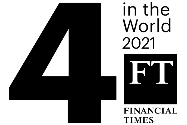#4 MBA in the World by Financial Times | IESE Business School